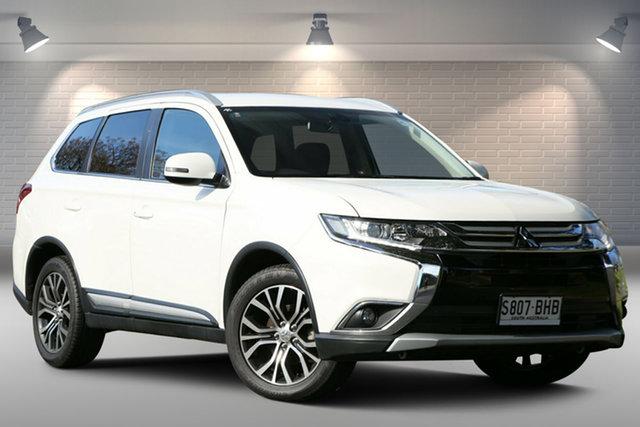 Used Mitsubishi Outlander XLS 4WD, Nailsworth, 2015 Mitsubishi Outlander XLS 4WD Wagon