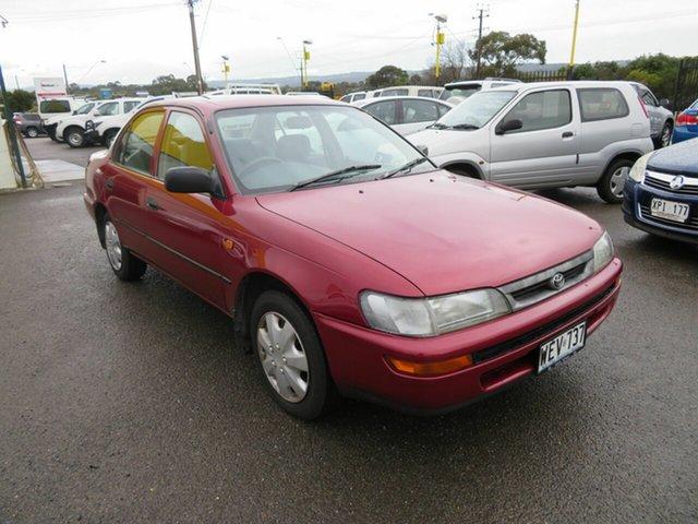 Used Toyota Corolla Conquest, Morphett Vale, 1996 Toyota Corolla Conquest Sedan