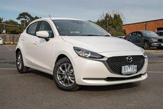 Demonstrator, Demo, Near New Mazda 2 G15 Pure, Mulgrave, 2020 Mazda 2 G15 Pure DJ Hatchback