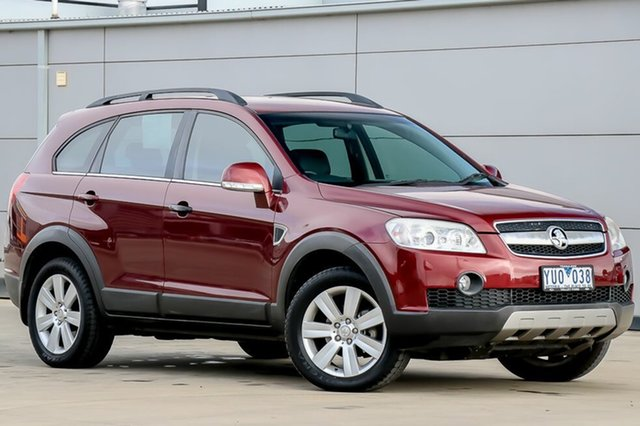 Used Holden Captiva LX AWD, Pakenham, 2006 Holden Captiva LX AWD Wagon