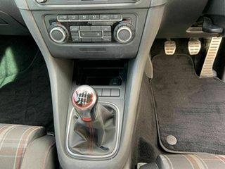 2010 Volkswagen Golf GTi Hatchback.