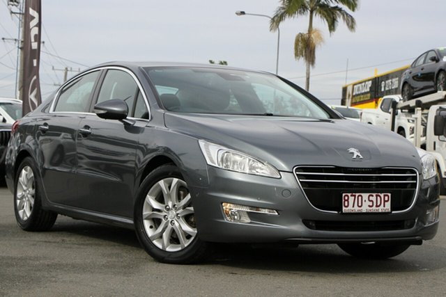 Used Peugeot 508 Allure, Rocklea, 2011 Peugeot 508 Allure Sedan