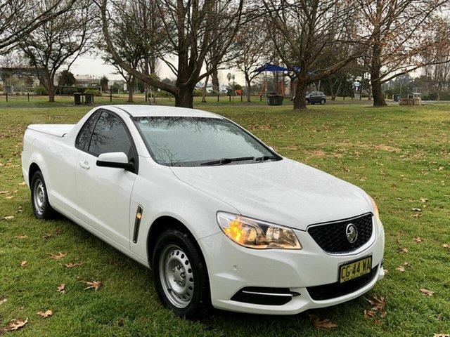 Used Holden Ute Ute, Queanbeyan, 2016 Holden Ute Ute Utility