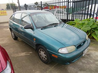 1997 Ford Festiva Hatchback.