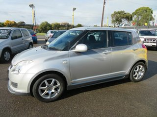 2009 Suzuki Swift RE3 Hatchback.