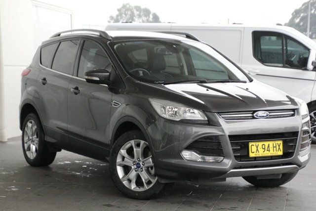 Discounted Used Ford Kuga Trend PwrShift AWD, Warwick Farm, 2015 Ford Kuga Trend PwrShift AWD SUV