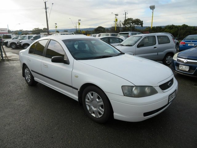 Used Ford Falcon, Morphett Vale, 2004 Ford Falcon Sedan