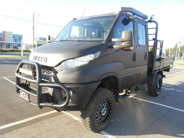 Used Iveco Daily, Thomastown, 2016 Iveco Daily Dual Cab