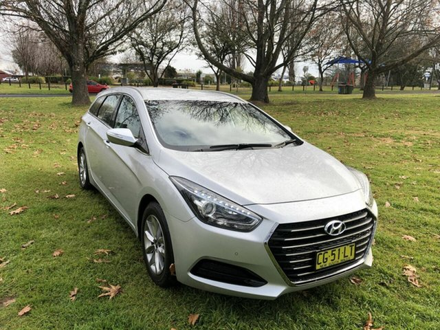 Used Hyundai i40 Active Tourer, Queanbeyan, 2015 Hyundai i40 Active Tourer Wagon