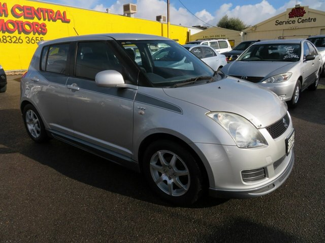 Used Suzuki Swift RE3, Morphett Vale, 2009 Suzuki Swift RE3 Hatchback