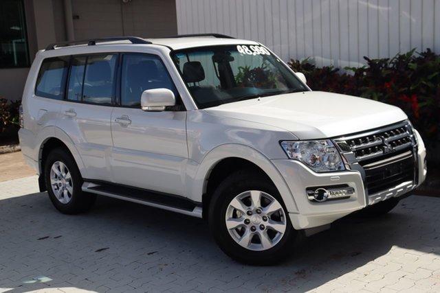 Used Mitsubishi Pajero GLX, Cairns, 2019 Mitsubishi Pajero GLX Wagon
