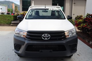 2017 Toyota Hilux Workmate Double Cab 4x2 Utility.