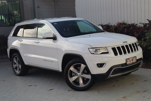 Used Jeep Grand Cherokee Limited, Cairns, 2015 Jeep Grand Cherokee Limited Wagon