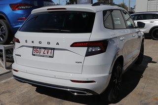 2020 Skoda Karoq 140TSI DSG AWD Sportline Wagon.