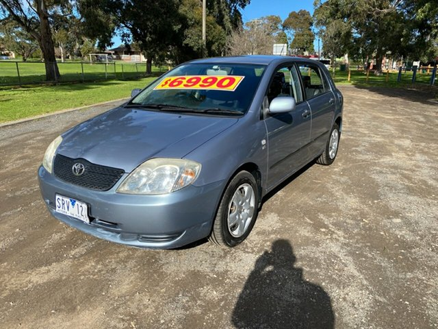 Used Toyota Corolla Ascent, Cranbourne, 2003 Toyota Corolla Ascent Hatchback