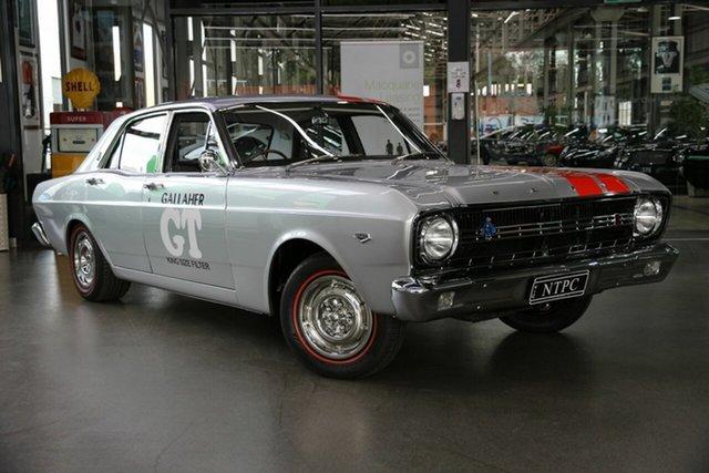 Used Ford Falcon GT, North Melbourne, 1967 Ford Falcon GT Sedan