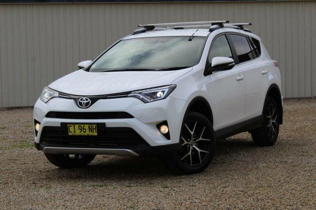 Used Toyota RAV4 GXL (2WD), Bathurst, 2016 Toyota RAV4 GXL (2WD) Wagon