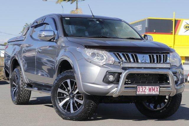 Used Mitsubishi Triton Exceed Double Cab, Bowen Hills, 2016 Mitsubishi Triton Exceed Double Cab Utility