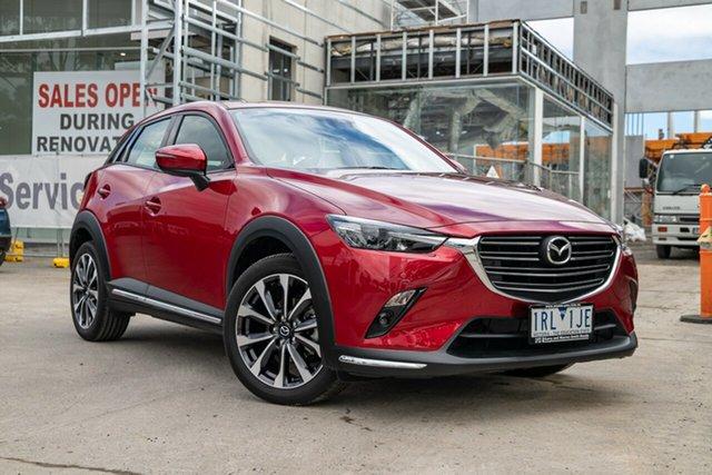 Used Mazda CX-3 S Touring (FWD), Mulgrave, 2019 Mazda CX-3 S Touring (FWD) DK MY19 Wagon