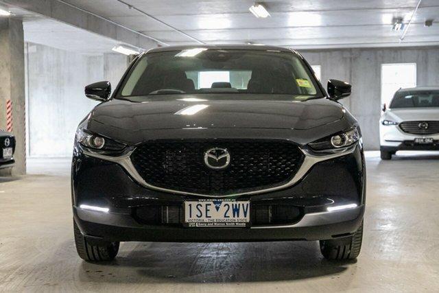 Demonstrator, Demo, Near New Mazda CX-30 G20 Evolve (FWD), Mulgrave, 2020 Mazda CX-30 G20 Evolve (FWD) CX-30A Wagon