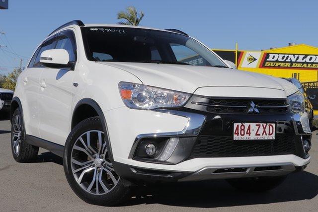 Used Mitsubishi ASX LS 2WD, Rocklea, 2017 Mitsubishi ASX LS 2WD Wagon