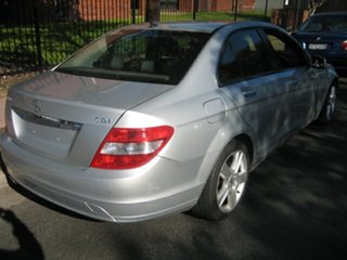 2010 Mercedes-Benz C-Class C200 CDI Classic Sedan.