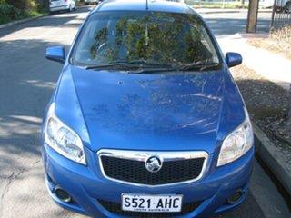 2010 Holden Barina Hatchback.
