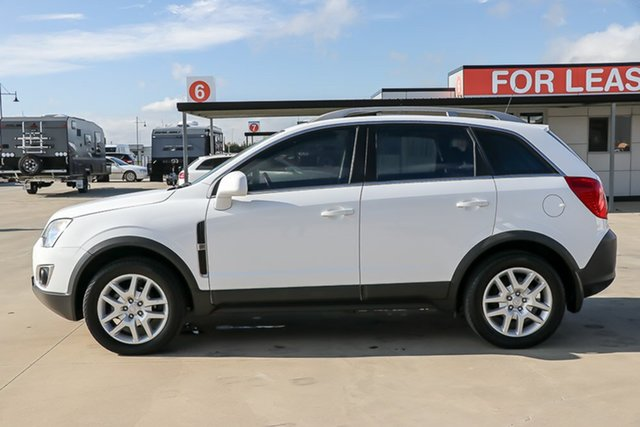 Used Holden Captiva 5 AWD LT, Pakenham, 2013 Holden Captiva 5 AWD LT CG MY13 Wagon