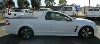 2013 Holden Ute SV6 Ute Utility.