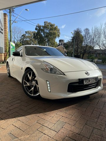 Used Nissan 370Z, Artarmon, 2014 Nissan 370Z Coupe