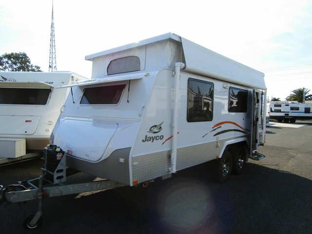 Used Jayco Discovery 17.55-3 Outback, Pialba, 2012 Jayco Discovery 17.55-3 Outback Pop-top