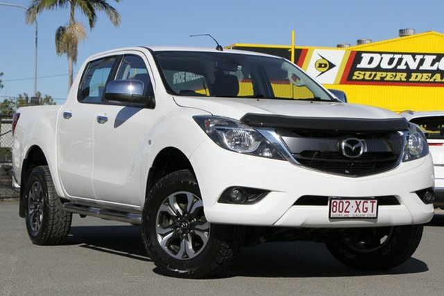 Used Mazda BT-50 XTR, Toowong, 2017 Mazda BT-50 XTR Utility