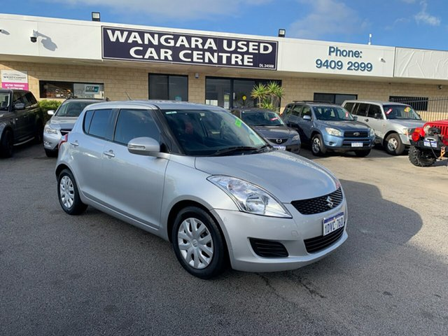 Used Suzuki Swift, Wangara, 2011 Suzuki Swift Hatchback