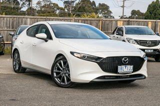 Used Mazda 3 G20 Touring, Mulgrave, 2019 Mazda 3 G20 Touring BP Hatchback