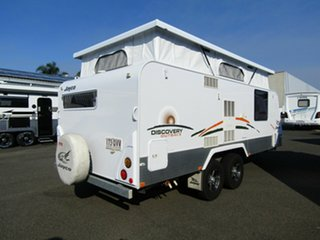 2012 Jayco Discovery 17.55-3 Outback Pop-top.