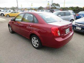 2008 Holden Viva Sedan.