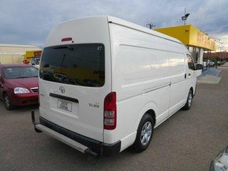 2016 Toyota HiAce Super LWB Van.