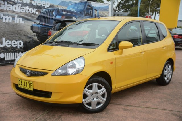 Used Honda Jazz VTi, Brookvale, 2007 Honda Jazz VTi Hatchback