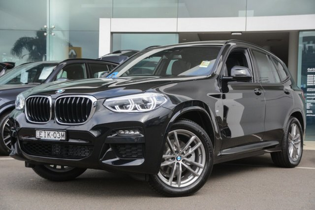 Demonstrator, Demo, Near New BMW X3 sDrive20i M Sport, Brookvale, 2020 BMW X3 sDrive20i M Sport Wagon