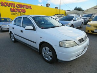 2001 Holden Astra CD Sedan.