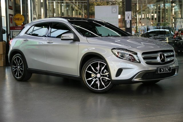 Used Mercedes-Benz GLA-Class GLA250 DCT 4MATIC, North Melbourne, 2017 Mercedes-Benz GLA-Class GLA250 DCT 4MATIC Wagon