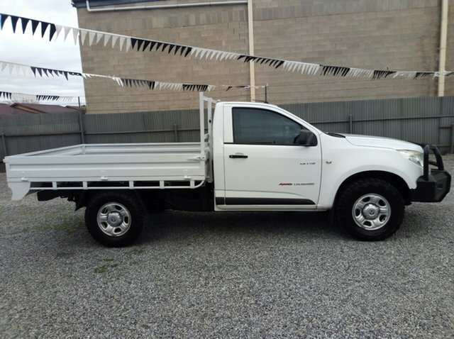 Used Holden Colorado LX (4x4), Klemzig, 2012 Holden Colorado LX (4x4) Cab Chassis
