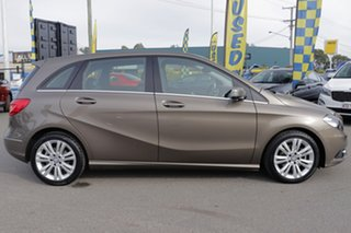 2012 Mercedes-Benz B200 CDI BlueEFFICIENCY DCT Hatchback.