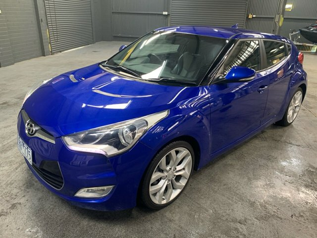 Used Hyundai Veloster Coupe D-CT, Cranbourne, 2012 Hyundai Veloster Coupe D-CT Hatchback