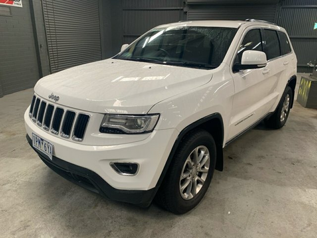 Used Jeep Grand Cherokee Laredo, Cranbourne, 2015 Jeep Grand Cherokee Laredo Wagon