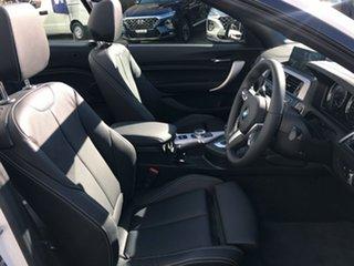2020 BMW 220i M Sport Convertible.