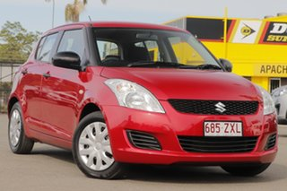 2013 Suzuki Swift GA Hatchback.