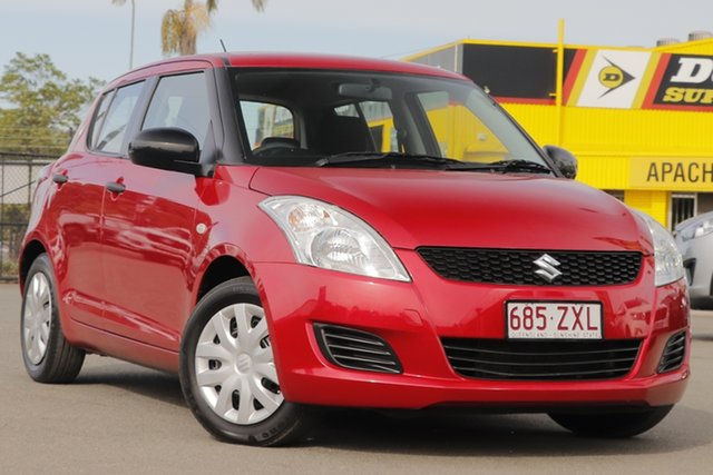 Used Suzuki Swift GA, Toowong, 2013 Suzuki Swift GA Hatchback