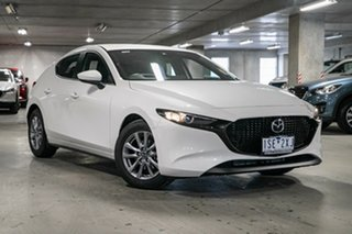 Demonstrator, Demo, Near New Mazda 3 G20 Pure, Mulgrave, 2020 Mazda 3 G20 Pure BP Hatchback
