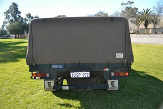 2011 Mazda BT-50 Boss B3000 DX (4x4) Cab Chassis.